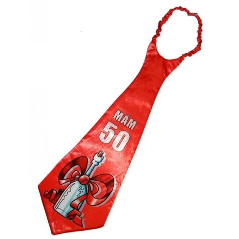 Kravata - Mám 50