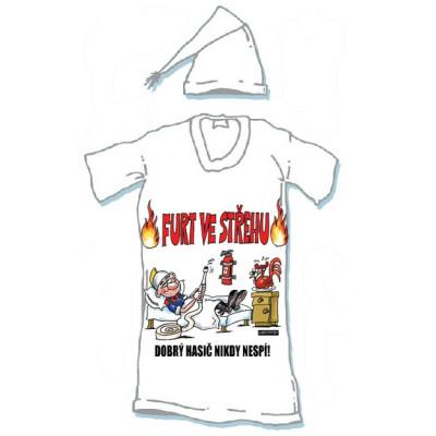 Noční košile - Furt ve střehu