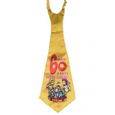 Kravata - Mám 60