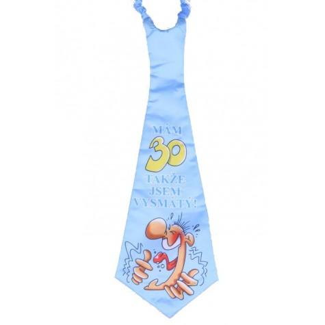 Kravata - Mám 30
