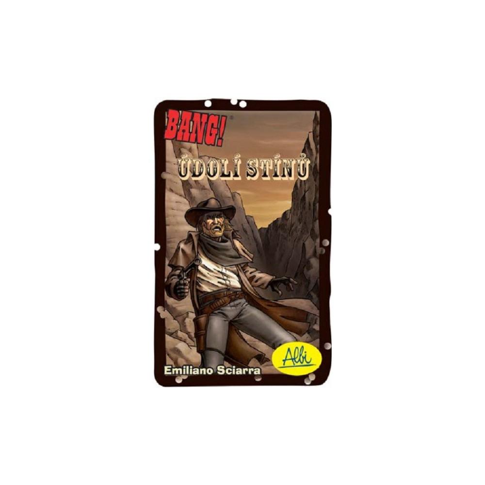 Hra BANG! - rozšíření Údolí stínů