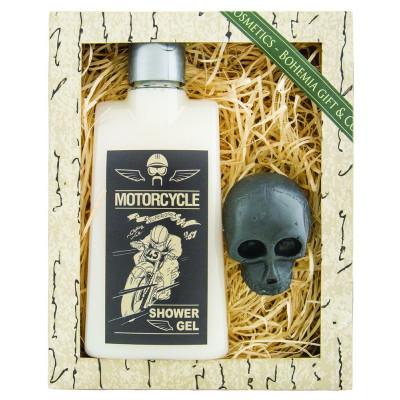 Kosmetický balíček pro motorkáře