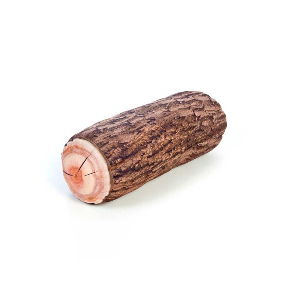Polštářek - Dřevěné poleno