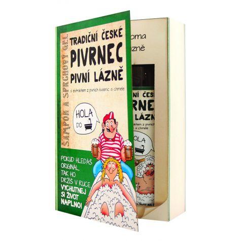 Dárkové balení - kniha - Pivrnec