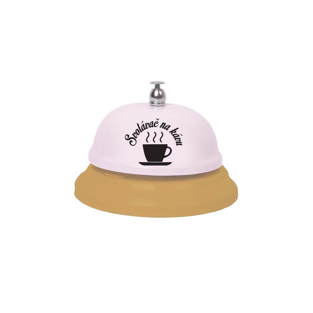 Stolní zvonek - Svolávač na kávu
