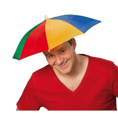 Deštník jen na hlavu