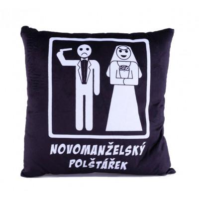 Novomanželský polštářek