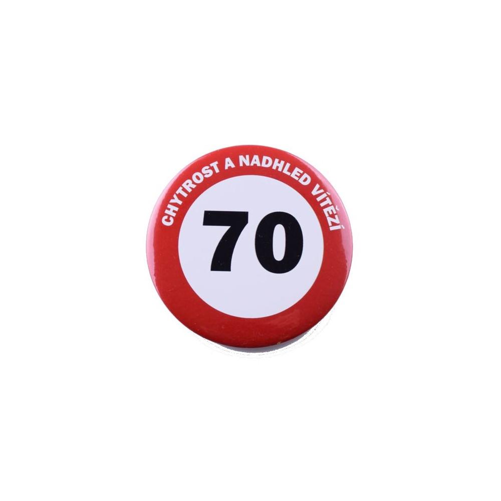 Placka - Chytrost a nadhled 70