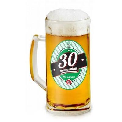Půllitr - 30. narozeniny