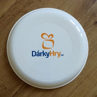 Létající talíř frisbee DárkyHry.cz