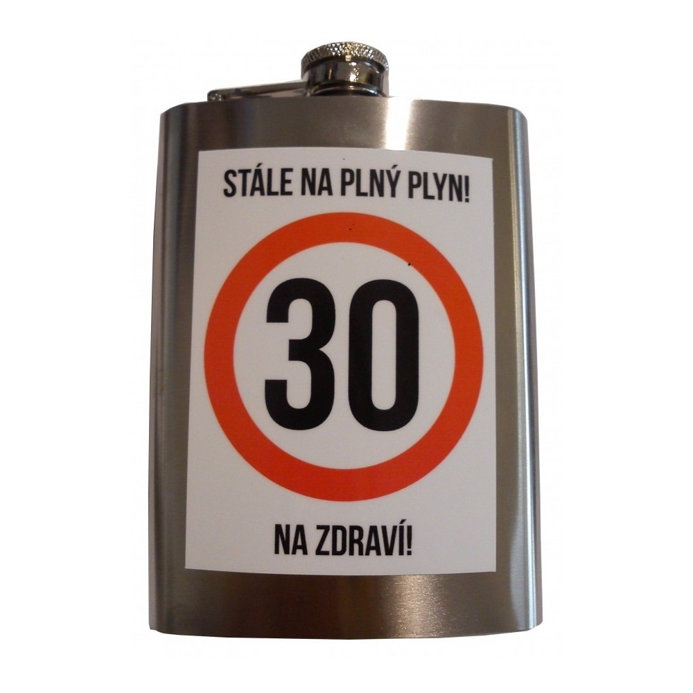 Placatka - Stále na plný plyn - 30