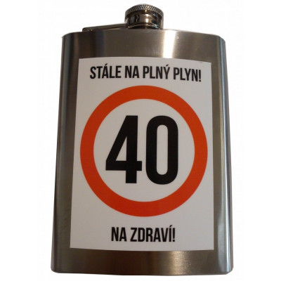 Placatka - Stále na plný plyn - 40