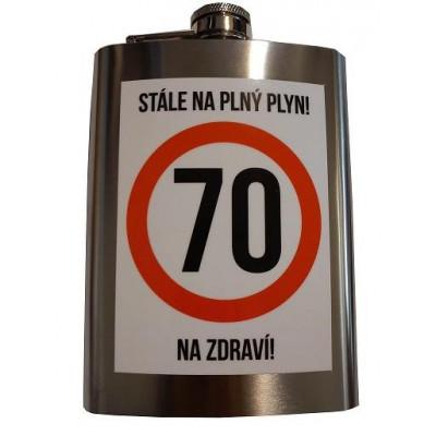 Placatka - Stále na plný plyn - 70