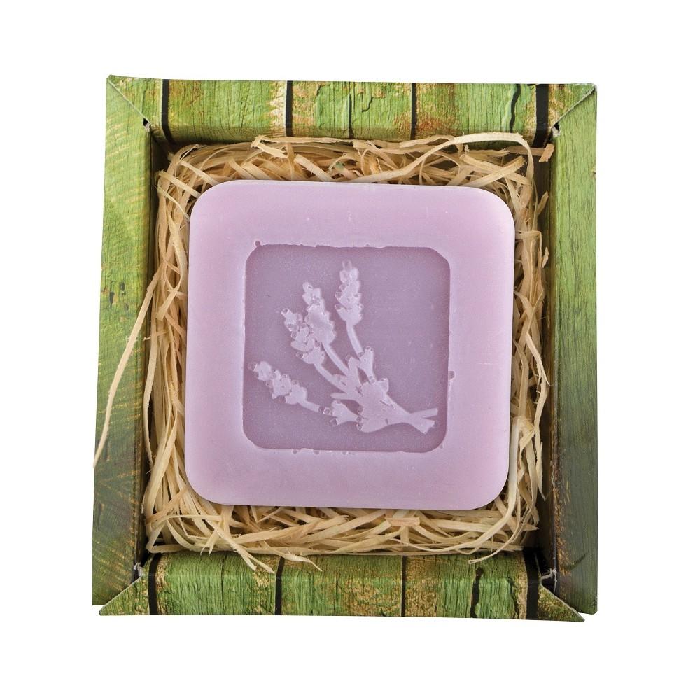 Ručně vyráběné mýdlo - Levandule