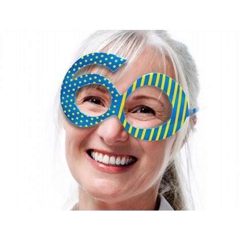 Narozeninové brýle - 60
