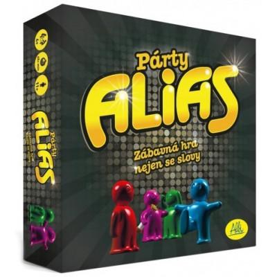 Albi Párty Alias: Zábavná hra nejen se slovy
