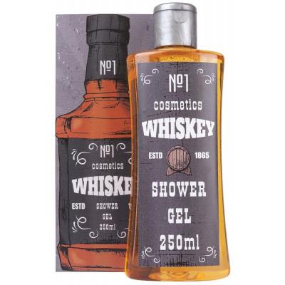 Dárkový sprchový gel 250 ml - Whiskey