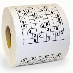 Vtipné toaletní papíry