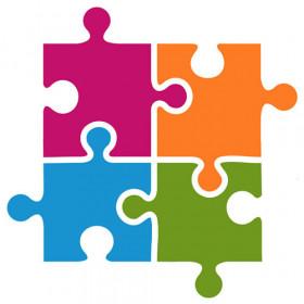 Puzzle dle motivu