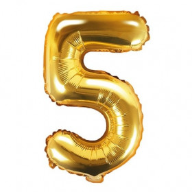 Balónky fóliové číslice