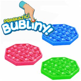 Bubble pops bubliny