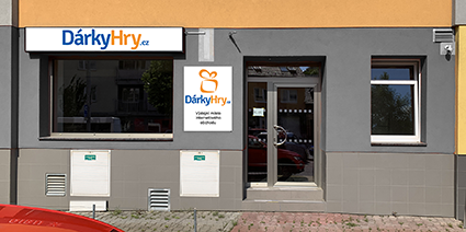 Prodejna DarkyHry.cz